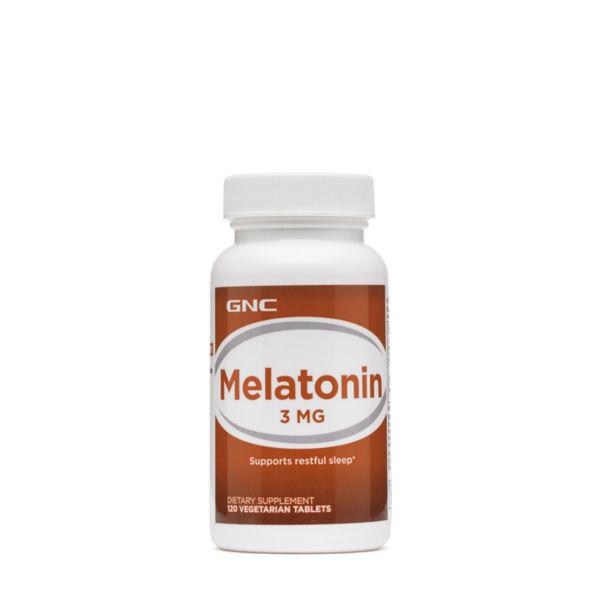 GNC МЕЛАТОНИН-60 таблетки